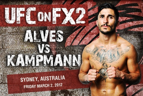 UFC on FX 2 Alves vs. Kampmann