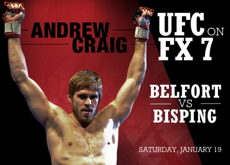 UFC on FX 7 - Belfort vs. Bisping
