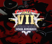Vote Hayabusa Now At The Seventh Annual World MMA Awards