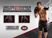 Introducing the All-New Metaru Performance Shorts