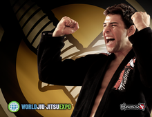 Team Hayabusa Ventures to Annual World Jiu Jitsu Expo This October