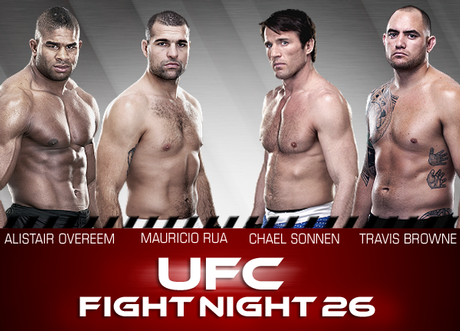 UFC Fight Night 26 Preview