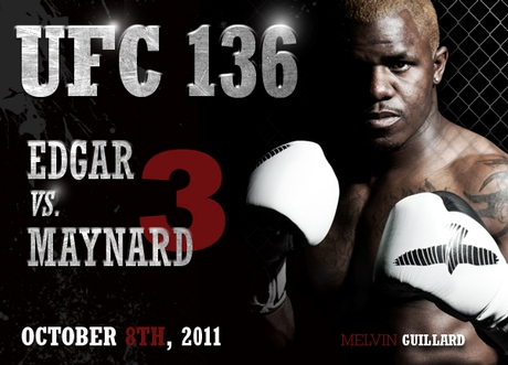 UFC 136 Edgar vs Maynard 3