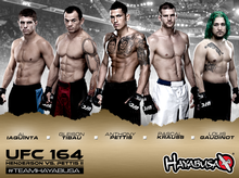 UFC 164 Preview: Henderson vs. Pettis II
