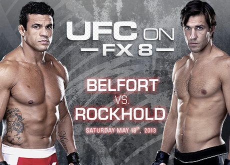 UFC on FX 8: Main Card Preview