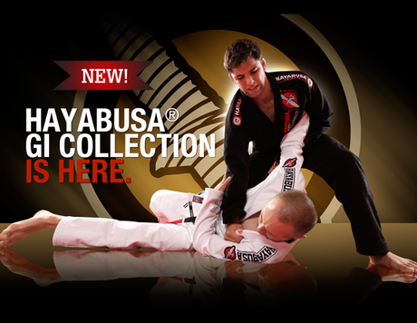 New Hayabusa Jiu Jitsu Gi Collection Now Available