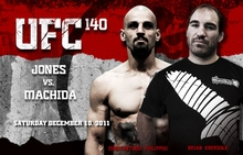 UFC 140 Jones vs Machida
