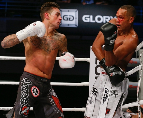 The Official Hayabusa® Glory Fight Glove Launch and Glory 23 Debut