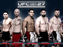 UFC Fight Night 27 Preview: Condit vs. Kampmann II