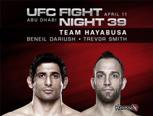 UFC Fight Night 39: Team Hayabusa Preview
