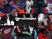 New Fall Training Styles From Hayabusa