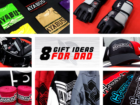 8 Father's Day Gift Ideas for the MMA Dad