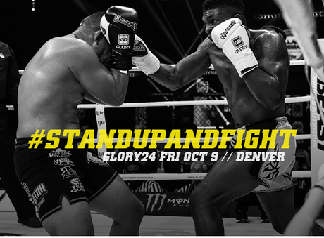 Catch GLORY 24 in Denver on October 9th, Buy Tickets Now