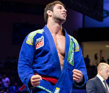 Marcus Almeida Was An Unstoppable Force at UAE Jiu Jitsu World Pro Championship